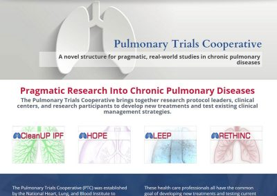 Pulmonary Trials Cooperative
